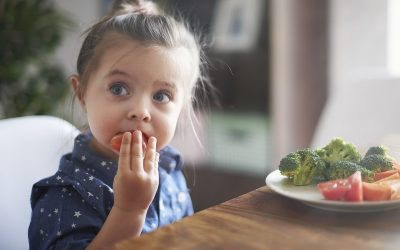 How to Get Your Kids to Eat Vegetables in 8 Fun Ways: Child Nutrition Series 2021